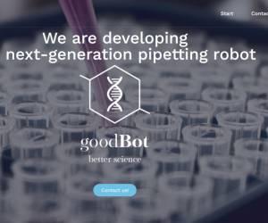KI-Roboter hilft beim Pipettieren