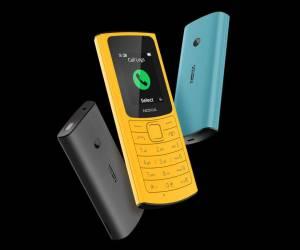 Nokia bringt die Neuauflage der Feature Phones 105 und 110