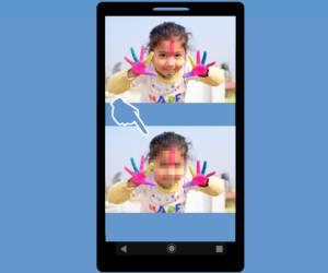 Android: Bildteile per App verpixeln