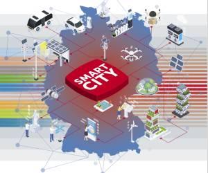 Über 17 Prozent jährliches Wachstum bei Smart Cities