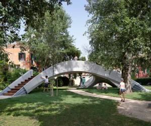 Brücke aus dem 3D-Drucker