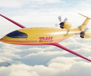 Post plant Einsatz von Elektroflugzeugen