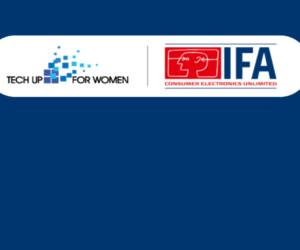 Tech Up For Women-IFA Berlin Conference