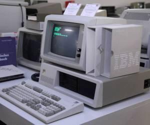 Karrierestart des IBM-PC