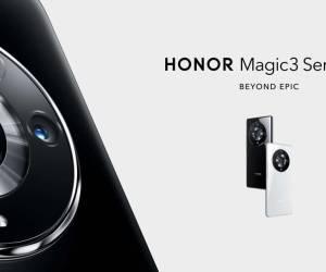 Honor zeigt seine Magic3-Serie mit drei Modellen
