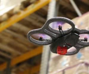 Drohnen im Warenlager