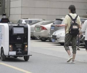 Werden Liefer-Roboter die Logistik in China revolutionieren?