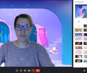 Google Meet App/Web: Hintergrund durch (Standard-)Video ersetzen – so gehts