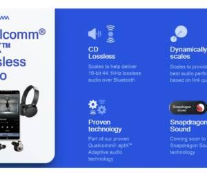 Qualcomm entwickelt Lossless-Bluetooth-Codec