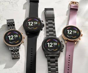 Fossil kündigt Smartwatch Gen 6 an