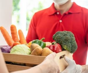 So hat Corona den Einkauf von Lebensmitteln verändert