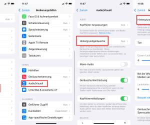iOS 15: Hintergrundgeräusche aktivieren – so gehts!