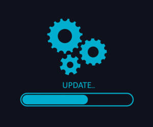 Wann ist bei welchem Gerät ein Firmware-Update angezeigt?