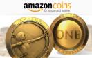 """Bisher konnte man mit Amazon """"Coins"""" nur über den Kindle Fire einkaufen. Doch jetzt kann die virtuelle Währung des Online-Händlers auch auf Android-Geräten eingesetzt werden."""