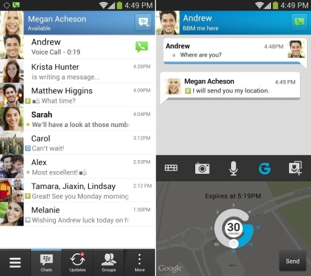 news besten whats alternativen messenger fuer android