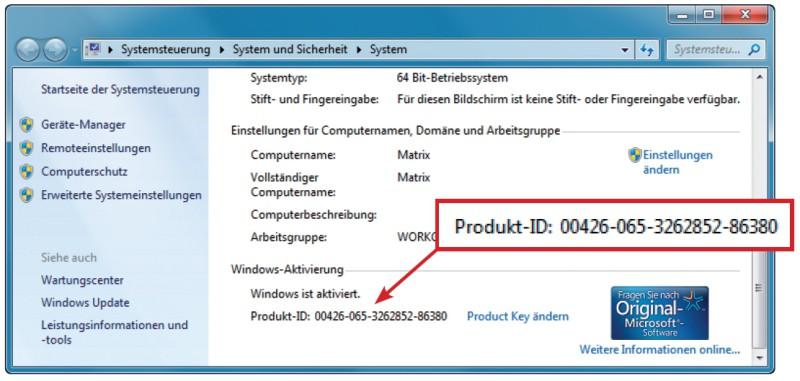 Windows  Home To Professional Key