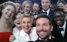 Moderatorin Ellen DeGeneres sorgte bei der 86. Oscar-Verleihung für einige Lacher und schaffte auf Twitter einen neuen Rekord mit über zwei Millionen Retweets.