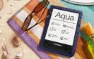 PocketBook präsentiert auf der Pariser Buchmesse einen wasserdichten und staubgeschützten E-Book-Reader. Der PocketBook Aqua ist damit der ideale Strandbegleiter.