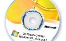 Service-Pack 2012 für XP, Vista und Windows 7