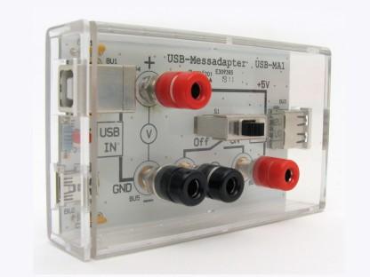 Stromversorgung für den USB-Anschluss - com! professional