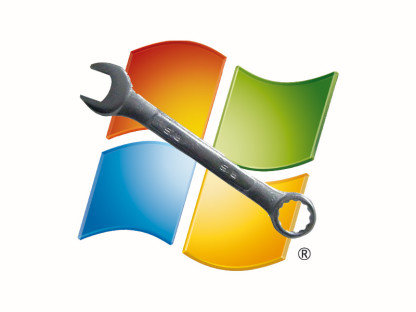 Reparaturinstallation für Windows 7