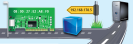 IP-Adresse ist der Wegweiser - Die MAC-Adresse kennzeichnet einen Netzwerkadapter eindeutig, weil sie  weltweit einmalig ist. Die IP-Adresse hingegen zeigt den Weg zu einem bestimmten Netzwerkadapter. Ohne IP-Adresse würde ein Datenpaket blind jede Netzwe