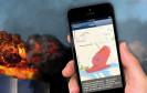 Die App Katwarn informiert unterwegs über Gefahren wie Großbrände, Bombenfunde oder Pandemieausbrüche. Katwarn ist für Android-Smartphones und Apples iPhone verfügbar.