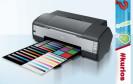 """Ein Fön macht scheinbar leere Druckerpatronen wieder nutzbar. Druckertinte ist wertvoller als menschliches Blut. Tintenpatronen sind extrem gefährlich und gelten als """"Hochrisiko-Frachtgut""""."""