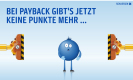 Bei Payback sammeln Kunden ab sofort nicht mehr Punkte sondern Striche.