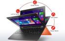 Die neuen Windows-Notebooks Lenovo Yoga 2 kommen mit 11,6 und 13 Zoll großem Bildschirm, Multimode-Funktionen und Multi-Touch-Unterstützung. Die Preise beginnen bei 600 Euro.