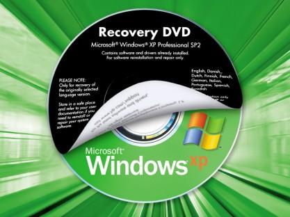Setup CD Für Windows XP Erstellen