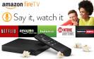 """Amazon hat eine Streaming-Box für Fernseher vorgestellt. Das """"Fire TV"""" kommt mit Android OS und bringt Filme und Serien aus dem Netz auf den TV-Bildschirm."""