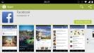"""Facebook-Tester werden: In der Google-Gruppe für Alpha-Tester gelangen Sie über den Link nach """"Become a Tester:"""" zur offiziellen Test-Anmeldung. Spätestens nun gilt es, die herkömmliche Facebook-App zu deinstallieren, damit Sie in der Folge die Alpha-Vers"""