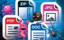 Auch scheinbar harmlose Dateien wie PDFs, Urlaubsbilder und Word-Dokumente können Ihren PC mit einem Virus infizieren. Das ist kein Grund zur Panik, wenn Sie wissen, worauf Sie achten müssen.