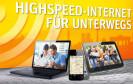 Kabel Deutschland startet ab Mai eine neue Tarif-Option für das mobile Surfen. Die neue WLAN-Hotspot-Flat lässt sich an 300.000 verschiedenen WLAN-Hotspots nutzen.