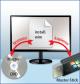 """4. Master-Windows erstellen: Sie kopieren den Inhalt einer Setup-DVD und die neue """"install.wim"""" auf einen USB-Stick – oder Sie brennen eine DVD damit."""