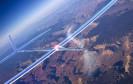 Google hat Titan Areospace übernommen. Dessen solarbetriebene Drohnen sollen jahreslang ohne Unterbrechung fliegen können. Damit will der Konzern Internetzugang in entlegene Regionen bringen.