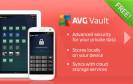 Die kostenlose App AVG Vault ist ein mobiler Datentresor für Smartphones und Tablets. Persönliche Daten wie Kreditkarteninfos, Dokumente und Bilder werden auf dem Gerät verschlüsselt abgelegt.