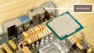 Anschlussleiste - Haswell-Mainboards haben eine üppig ausgestattete Anschlussleiste. Dort fi nden sich in der Regel USB-2.0- und USB-3.0-Anschlüsse, ein Gigabit-Netzwerkanschluss, ein VGA-, HDMI- und DVI-Ausgang sowie mehrere Ausgänge und ein Eingang für