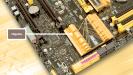 Chipsätze - Für Haswell gibt es nicht den einen, sondern sechs verschiedene Chipsätze. Der Chipsatz legt fest, wie viele USB und SATA-Schnittstellen das Mainboard haben kann, wie viele PCI-Express und Arbeitsspeichersteckplätze möglich sind und ob der Pro