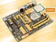 Haswell-CPU - Im Vergleich zur Vorgänger-Generation mag sich bei der Leistung nicht viel getan. Die Taktfrequenz der Prozessoren wurde nicht verändert, lediglich die Architektur wurde optimiert.