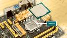 Sockel 1150 - Sandy Bridge und Ivy Bridge nutzen den Sockel 1155, Haswell und der Nachfolger Broadwell hingegen den neuen Sockel 1150. Die Zahl steht für die Kontaktstellen zwischen Mainboard und Prozessor.