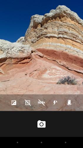 Kamera App Android Test