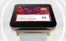 Die G Watch soll die erste Smartwatch sein, die mit Android Wear arbeitet. LG zeigt die neue Uhr nun erstmals in einer 360-Grad-Animation und verrät weitere technische Details.