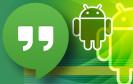 Simsen und chatten - das überschneidet sich nicht nur inhaltlich oft. Google kombiniert die beiden Kommunikationswege jetzt komplett in seinen Hangouts.