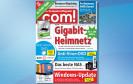 Das com! Magazin 6/2014 liegt ab 2. Mai 2014 für Sie am Kiosk bereit. Wenn Sie vorab schon einmal reinschnuppern möchten, dann laden Sie hier unsere kostenlose Leseprobe.