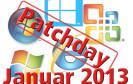 Microsoft schließt 12 Sicherheitslücken