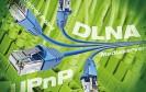 Profi-Netz mit UPnP
