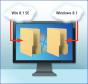 Vorbereitung: Sie laden den Skript-Baukasten Win 8.1 SE und das ISO-Image von Windows 8.1 herunter. Anschließend entpacken Sie das Archiv und die ISO-Datei.