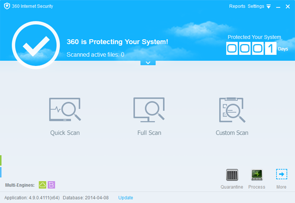 Quihoo 360 Internet Security 4.2